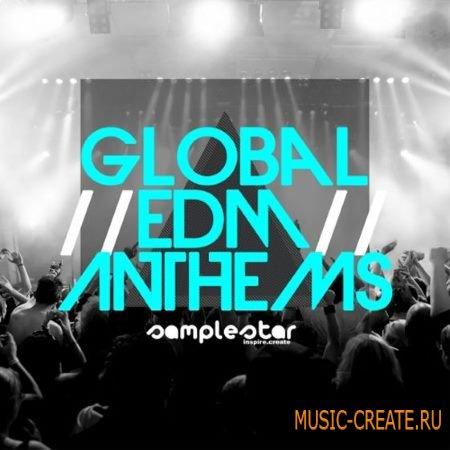 Samplestar - Global EDM Anthems (WAV MiDi Sylenth) - сэмплы EDM
