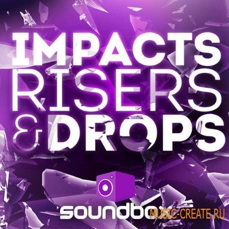 Soundbox - Impacts Risers and Drops (WAV) - звуковые эффекты