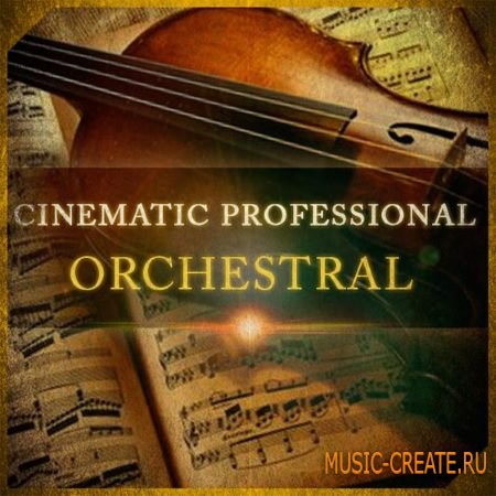 Sunwell Sound Records - Cinematic Professional Orchestral Vol.1 (WAV) - сэмплы оркестровых инструментов