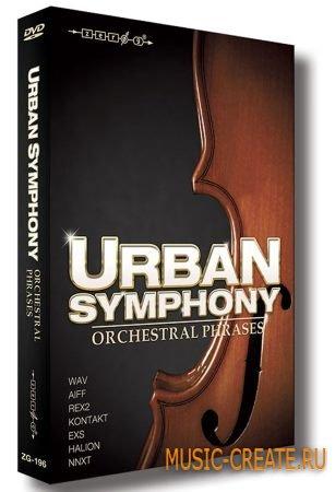 Zero-G - Urban Symphony (MULTiFORMAT) - сэмплы оркестровых