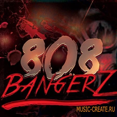 Big Citi Loops - 808 Bangerz (WAV) - сэмплы Dirty South, Trap
