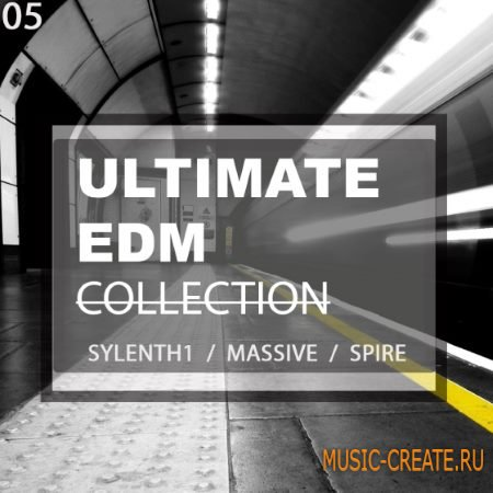 Bingoshakerz - Ultimate EDM Collection (Sylenth1 / NI Massive / Spire Presets)