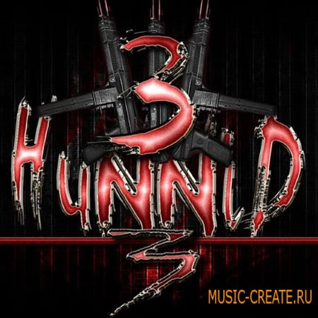 CG3 Audio - 3HUNNID3 (WAV) - сэмплы Trap, Hip Hop