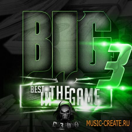 CG3 Audio - BIG 3 (WAV) - сэмплы Urban