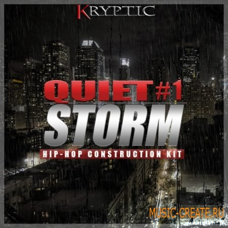 Kryptic - Quiet Storm (WAV MiDi REASON) - сэмплы Hip Hop