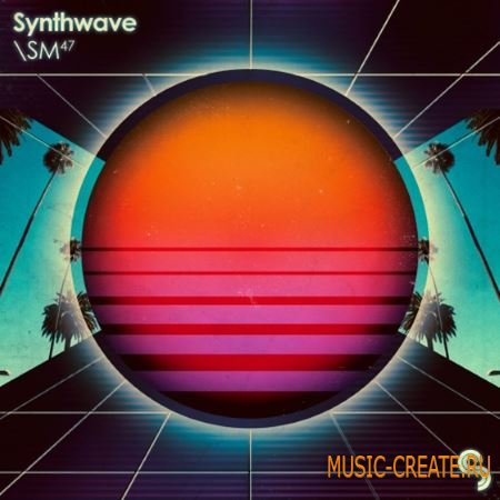 Sample Magic - Synthwave (MULTiFORMAT) - сэмплы синт поп