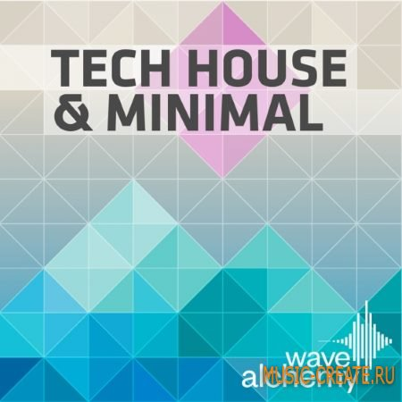 Wave Alchemy - Tech House and Minimal (MULTiFORMAT) - сэмплы Tech House, Minimal