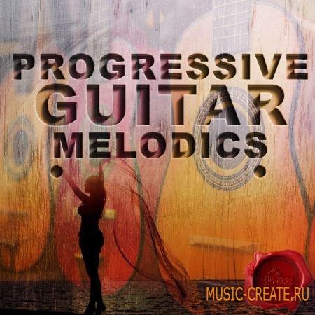 Fox Samples - Progressive Guitar Melodics (WAV MIDI) - сэмплы Progressive House