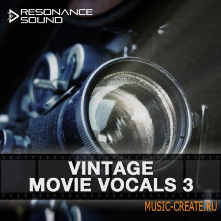 Resonance Sound Vintage Movie Vocals 3 (MULTiFORMAT) - вокальные сэмплы