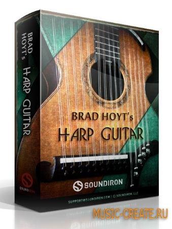 Soundiron - Brad Hoyts Harp Guitar (KONTAKT) - библиотека звуков акустической гитары-арфы