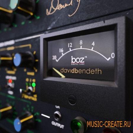 Boz Digital Labs - Plus 10 DB Compressor v1.0.1 WiN/MAC (Team AN0NYM0US)