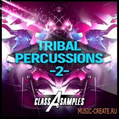 Class A Samples - Tribal Percussions Vol.2 (WAV) - сэмплы перкусии