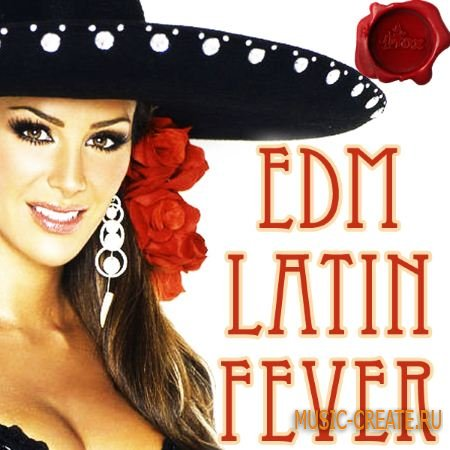 Fox Samples - EDM Latin Fever (WAV MIDI) - сэмплы EDM