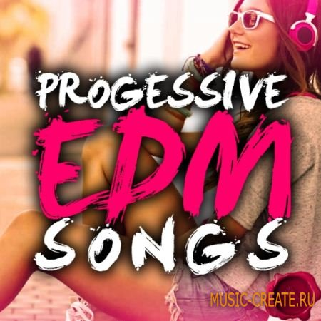 Fox Samples - Progressive EDM Songs (WAV MIDI) - сэмплы Progressive House, EDM