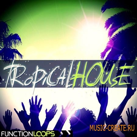 Function Loops - Tropical House For Spire (Spire presets)