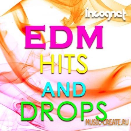 Incognet - EDM Hits And Drops (WAV MiDi Sylenth) - сэмплы EDM