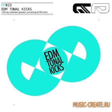 Micro Pressure - EDM Tonal Kicks (MULTiFORMAT) - сэмплы бас-барабанов