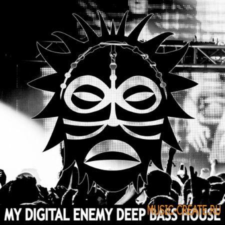 Vudu Records - My Digital Enemy Deep Bass House (WAV) - сэмплы Deep, Tech House