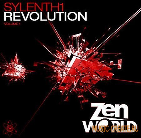 Evolution Of Sound - Zen World Sylenth1 Revolution For SYLENTH1 (FXB)