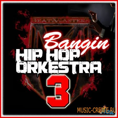Fox Samples - Beatmasters Bangin Hip Hop Orkestra Vol.3 (WAV MiDi) - сэмплы Hip Hop