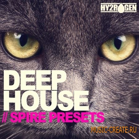 Hy2rogen - Deep House (Spire Presets)
