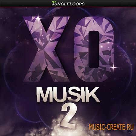 Jungle Loops - XO Musik 2 (WAV MiDi) - сэмплы Rap, RnB