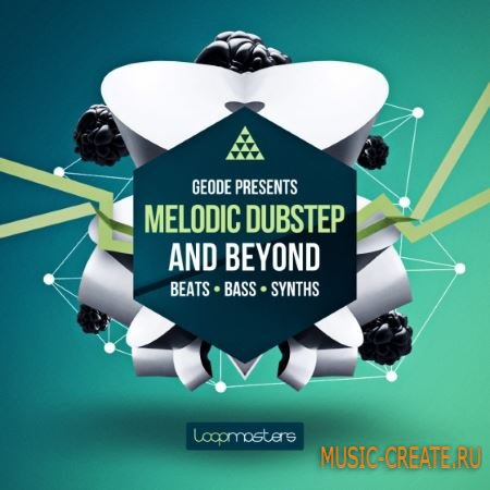 Loopmasters - Geode Melodic Dubstep and Beyond (MULTiFORMAT) - сэмплы Dubstep, Electronica
