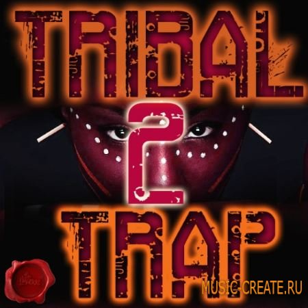 Fox Samples - Tribal Trap 2 (WAV MiDi) - сэмплы Trap