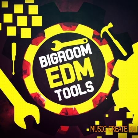Mainroom Warehouse Big Room EDM Tools (WAV MiDi Spire Presets) - сэмплы EDM