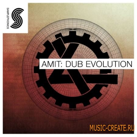 Samplephonics - AMIT Dub Evolution (MULTiFORMAT) - сэмплы DnB, Dubstep