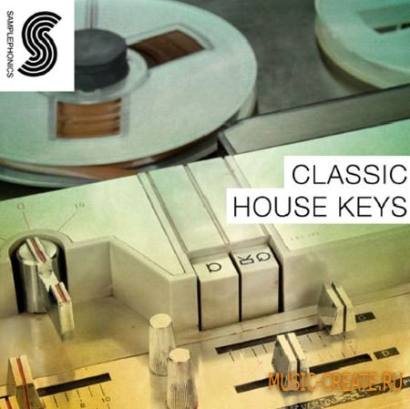 Samplephonics - Classic House Keys (MULTiFORMAT) - сэмплы клавишных