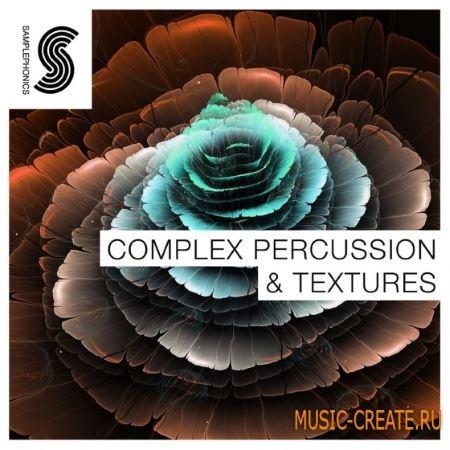 Samplephonics - Complex Percussion Textures (MULTiFORMAT) - сэмплы перкуссии, атмосфер