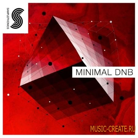 Samplephonics - Minimal DnB (MULTiFORMAT) - сэмплы Drum and Bass