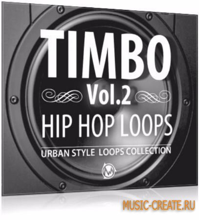 ThaLoops - Timbo Hip Hop Loops 2 Urban Hip Hop Music Loops (WAV AiFF) - сэмплы Hip Hop