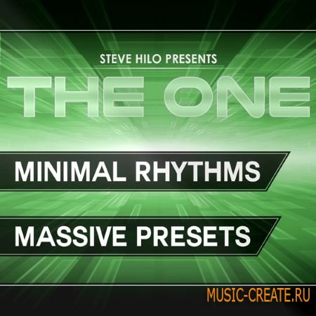 The One - THE ONE: Minimal Rhythms (Massive presets)