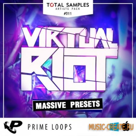 Total Samples - Virtual Riot (Massive Presets)