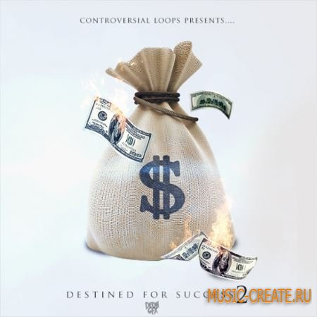 Controversial Loops - Destined For Success 2 (AiFF MiDi REX) - сэмплы Hip Hop