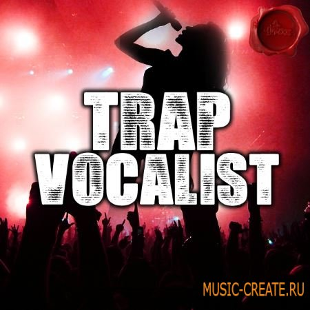 Fox Samples - Trap Vocalist (WAV MiDi) - сэмплы Trap