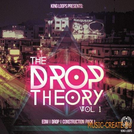 King Loops - The Drop Theory Vol.1 (WAV MiDi) - сэмплы EDM, Industrial, Glitch