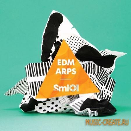 SM101 - EDM Arps (WAV MiDi REX AiFF) - сэмплы EDM