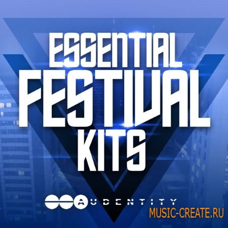 Audentity - Essential Festival Kits (WAV MiDi Sylenth Massive Spire and ANA) - сэмплы Progressive, Electro, Future House