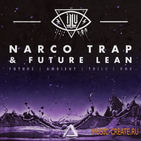 CAPSUN ProAudio - iLLU Narco Trap and Future Lean (MULTiFORMAT) - сэмплы Trap, Rap