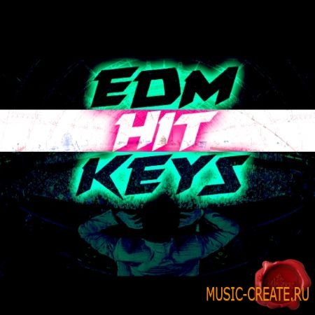 Fox Samples - EDM Hit Keys (WAV MiDi) - сэмплы EDM