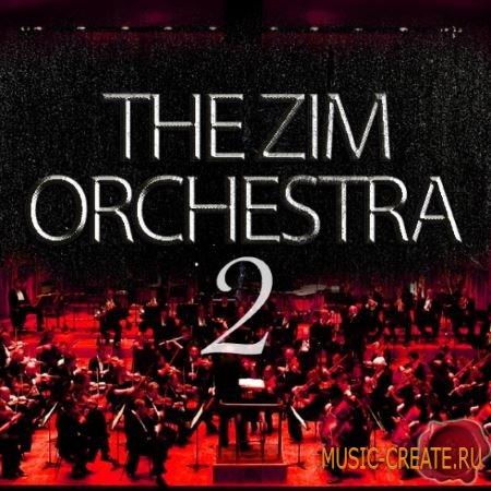 Fox Samples - The Zim Orchestra 2 (WAV MiDi) - сэмплы оркестровых