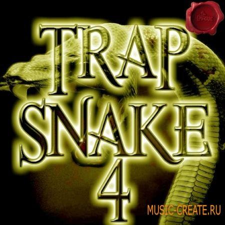 Fox Samples - Trap Snake 4 (WAV MiDi) - сэмплы Trap