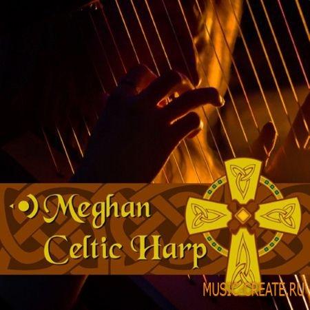 Precisionsound - Meghan Celtic Harp (MULTiFORMAT) - сэмплы арфы