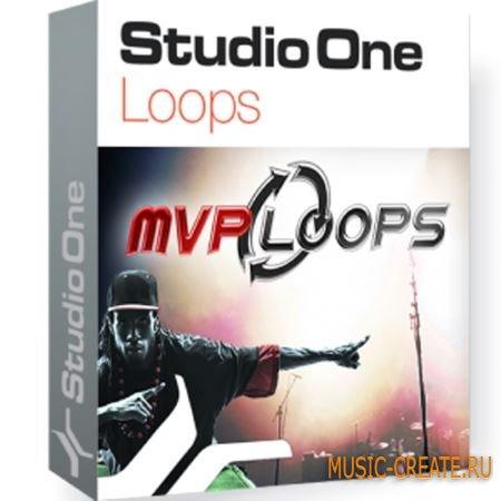 PreSonus - MVP Loops And Kits (Team R2R) - лупы для StudioOne