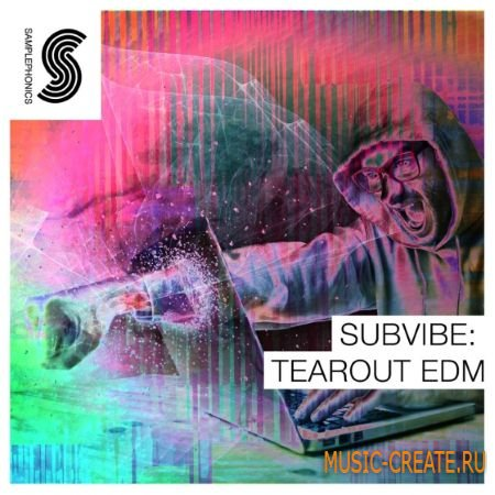 Samplephonics - Subvibe Tearout EDM (MULTiFORMAT) - сэмплы EDM, Dubstep, Glitch Hop, DnB
