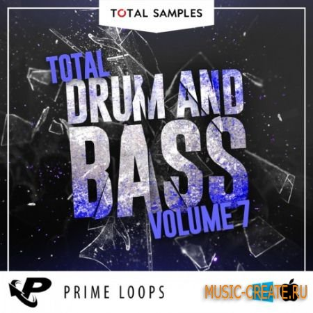 Total Samples - Total Drum and Bass Vol.7 (WAV) - сэмплы Drum and Bass