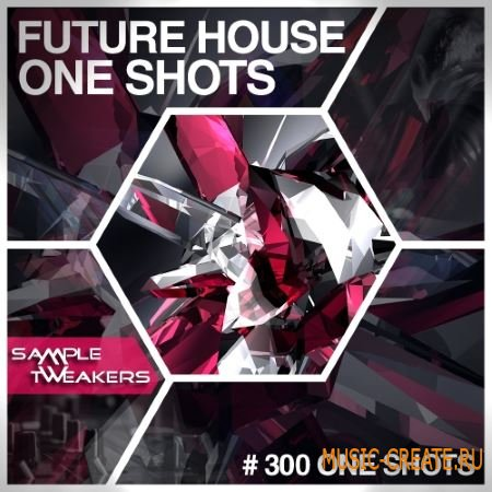 Sample Tweakers - Future House One Shots (WAV) - сэмплы Future House